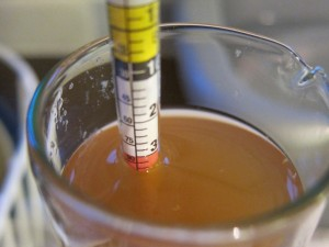 Hydrometer for Brew#4